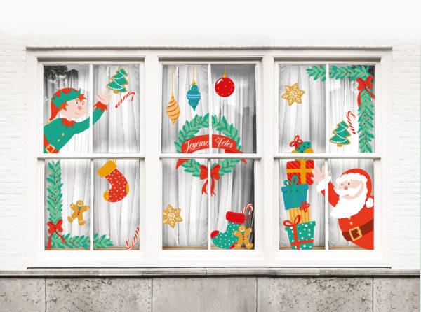 stickers fenêtre